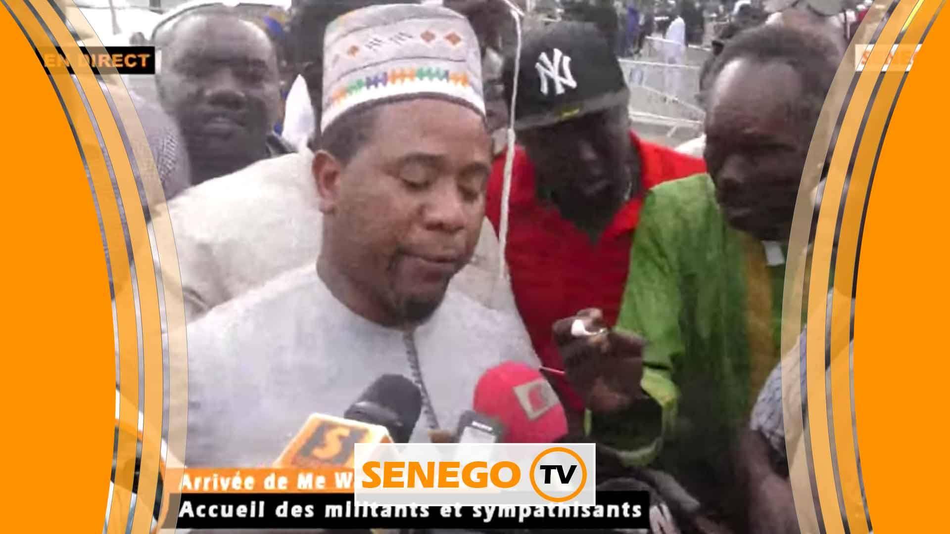 Bougane Gueye dany