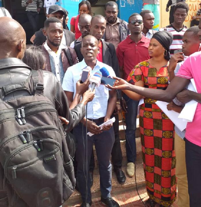 adramane ndiaye, collectif jeunes fouta, Matam, Présidentielle 2019, Ucad