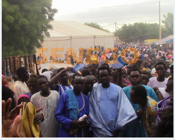 Baye Omar Mbacké, Campagne électorale, élection 2019, Macky Sall, politique, Présidentielle, Sénégal