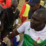 coach djiby fall, échauffourées Jaraaf/Pikine, foot, Ligue 1, Sénégal, vidéo échauffourées Jaraaf/Pikine