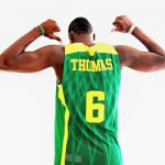 Basket, équipe nationale, Ibrahima Thomas
