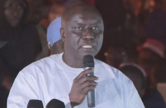 Idrissa Seck, Présidentielle 2019