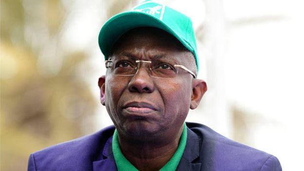 Idrissa Seck, Issa Sall, Ousmane Sonko