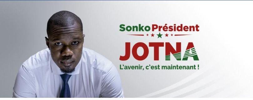 Portrait Ousmane Sonko
