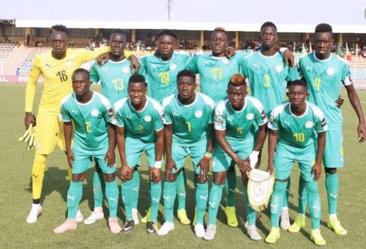 Can U20, foot, Joseph Koto, Lions U20, Sénégal
