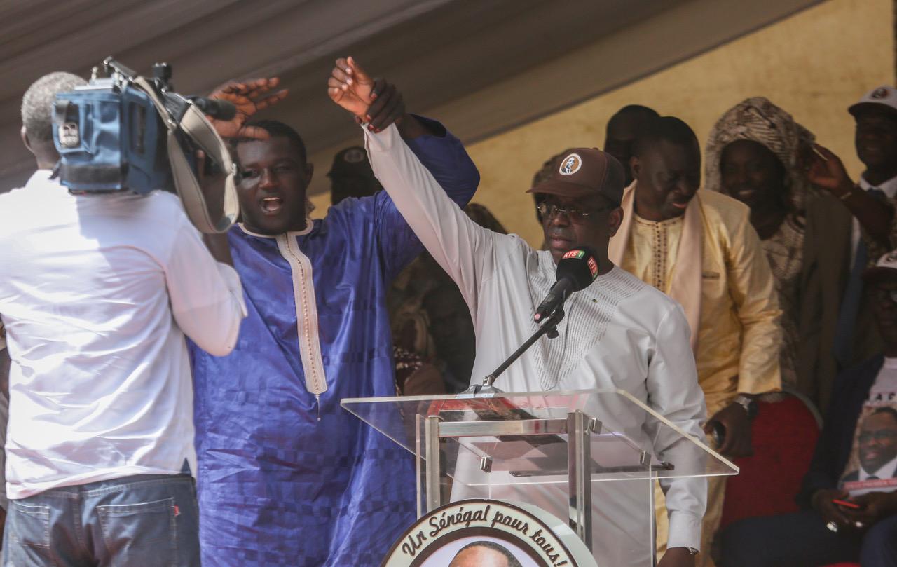 Casamance, Macky Sall, Mobilisation