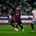 Liga, Messi, seville