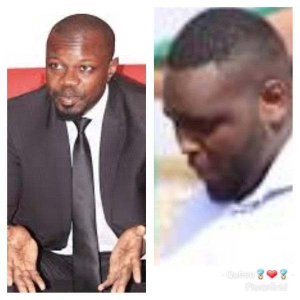 Abdoulaye Mamadou Guissé, amadou sall, Macky Sall, Ousmane Sonko