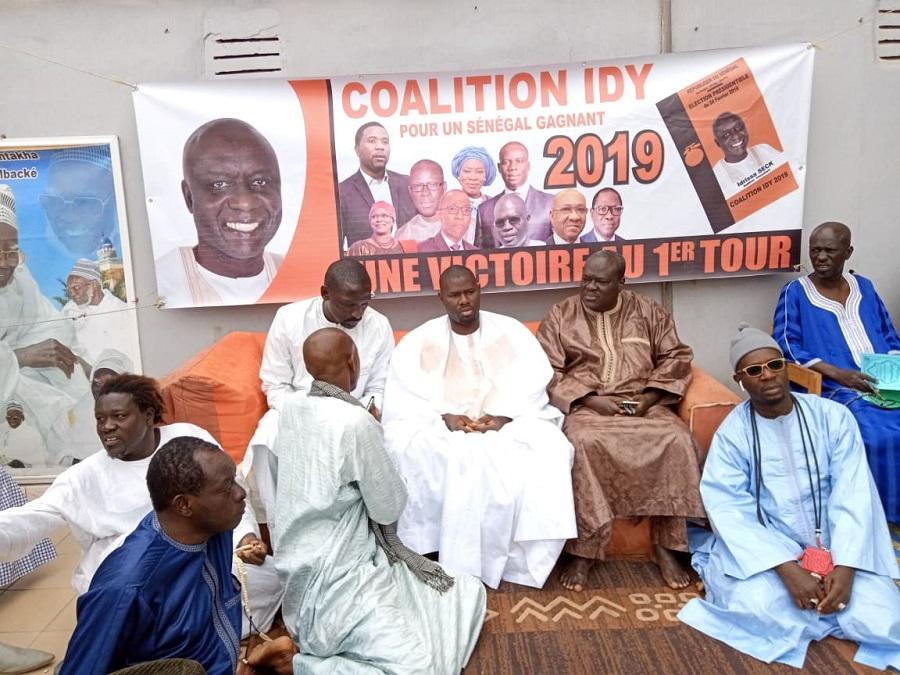 Serigne Mouhamou Fadel Mbacké – Idrissa Seck (3)
