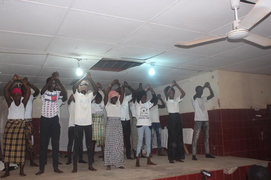 Education, Linguère, Sénégal, société