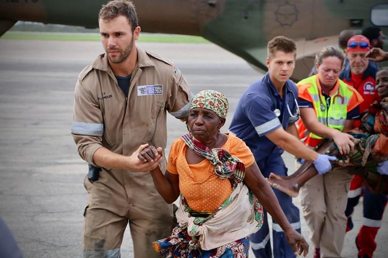 Catastrophe naturelle en Mozambique, demandent l'assistance du président Macky Sall, Les sénégalais établis dans ce pays