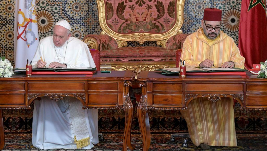 2019-03-3 pope-morocco