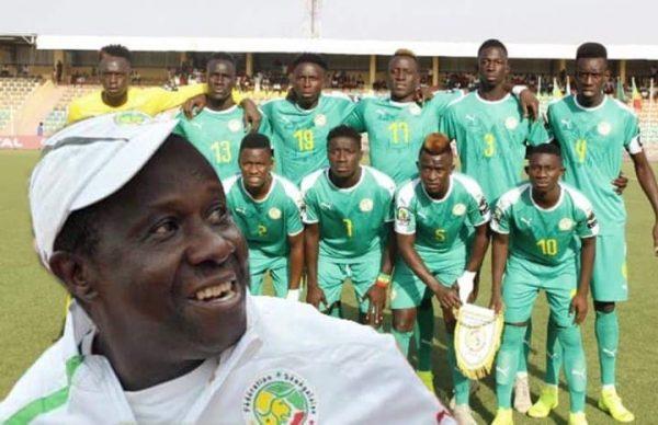 CAN U23, Guinée, Sénégal