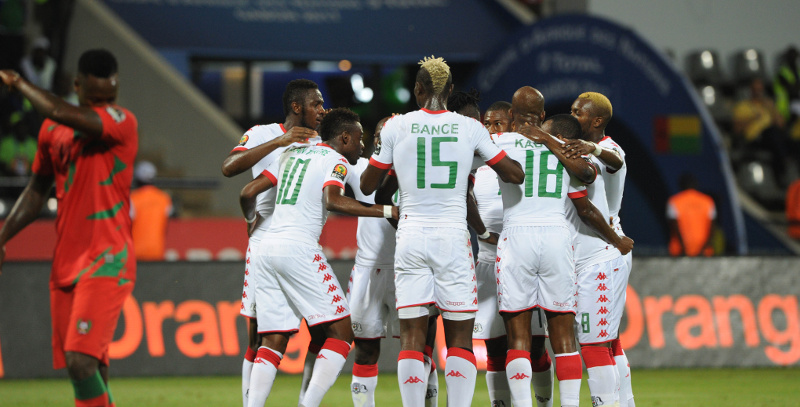 Can 2019, Football, Guinée-Bissau-Namibie
