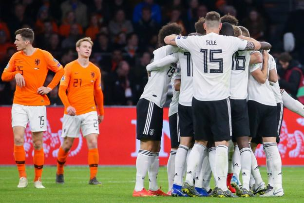 Allemagne, Euro 2020, Pays bas