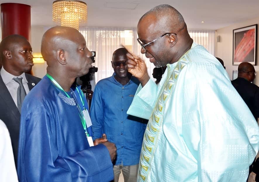 Abdoulaye Wilane, CEDEAO, Moustapha Cissé Lo, Parlement