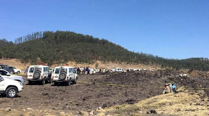 boeing 737, Boites noires, crash ethiopian airlines