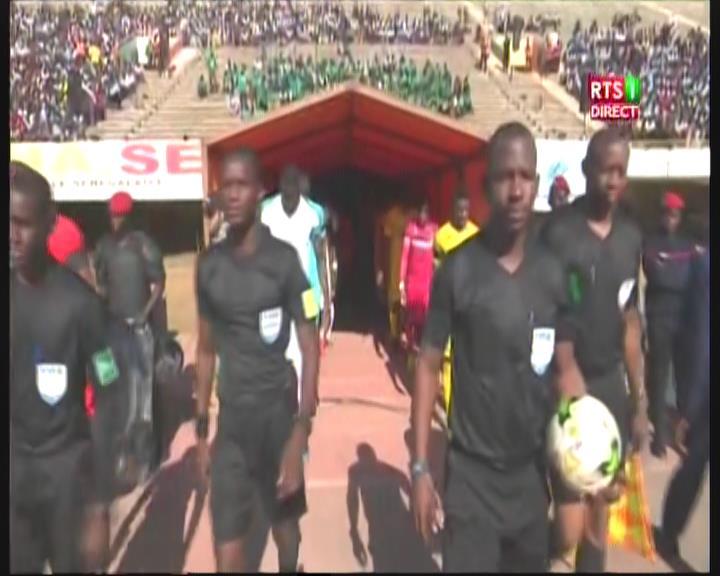 Suivez En Direct De Lss Le Match Sénégal Vs Mali