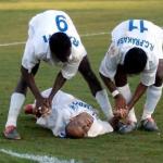 Compétition, Football, joueurs morts sur le terrain
