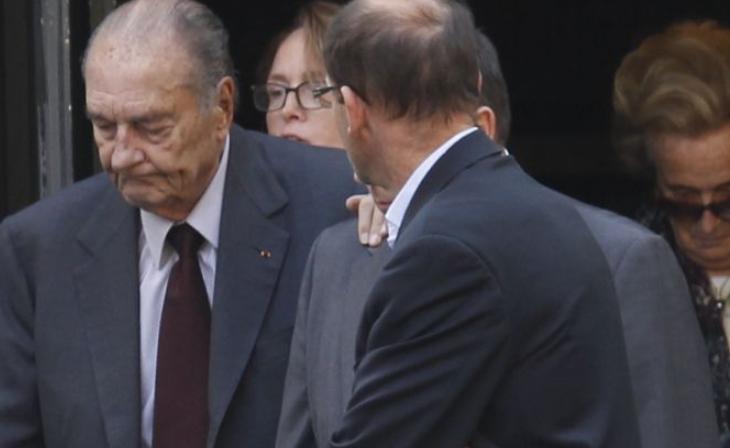 Jacques Chirac, Malade