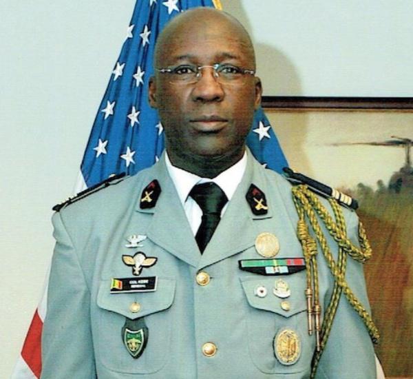 Colonel Kébé