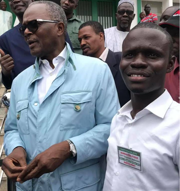 Fakha Touré-Ousmane Tanor Dieng