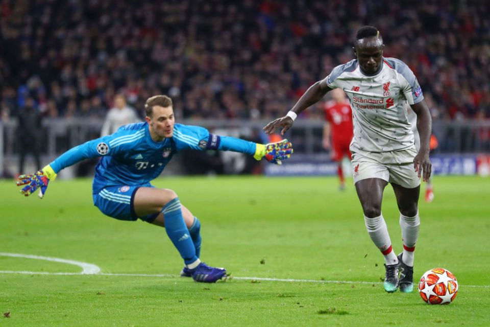 but, ligue des champions, Sadio Mané