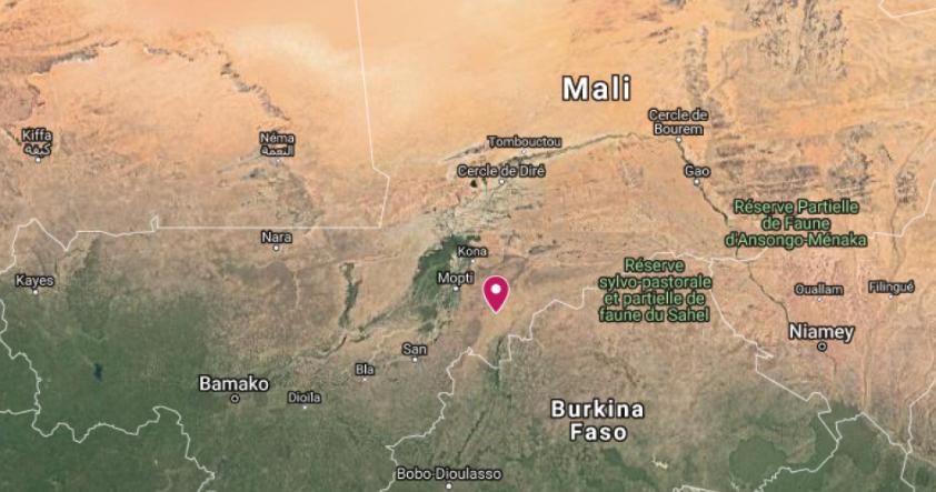 Mali, Massacre, Ogassagou