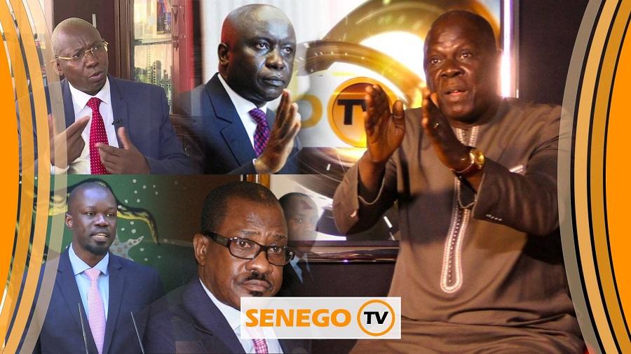 Idrissa Seck, Issa Sall, me jean fall, Me Madické Niang, Ousmane Sonko, senego tv