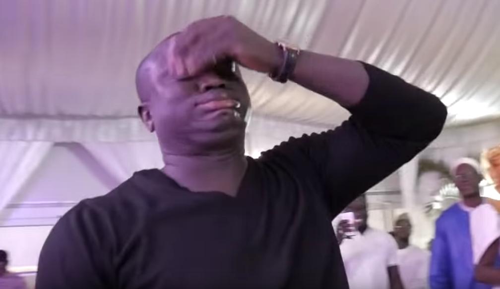 """fait """"pleurer"""" Ndiaye, ndiaye comedien, Pape Diouf"""