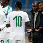 Aliou Cissé, aliou cissé sur sadio mané, entraineur équipe nationale, équipe nationale, performances de sadio mané