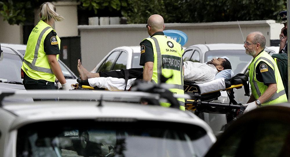 Fusillades, Morts, Nouvelle Zélande
