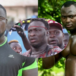 Ama Baldé, Combat de lutte, lutte sénégalaise, Modou Lo Vs Eumeu Séne