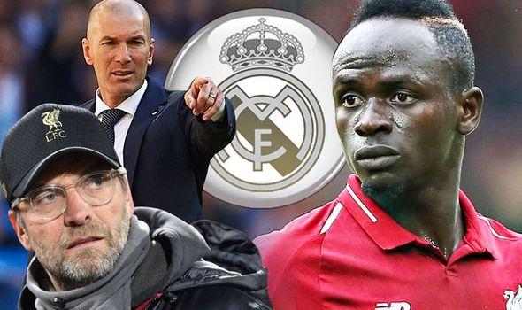 Football, real Madrid, Sadio Mané, Sports