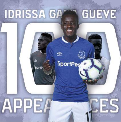 Everton, foot, Idrissa Gana Guèye, Sénégal