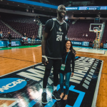 Basketteur sénégalais, Tacko Fall, tacko fall et tracy wolfson, taille de tacko fall