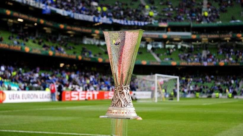 Europa League, quarts, Tirage