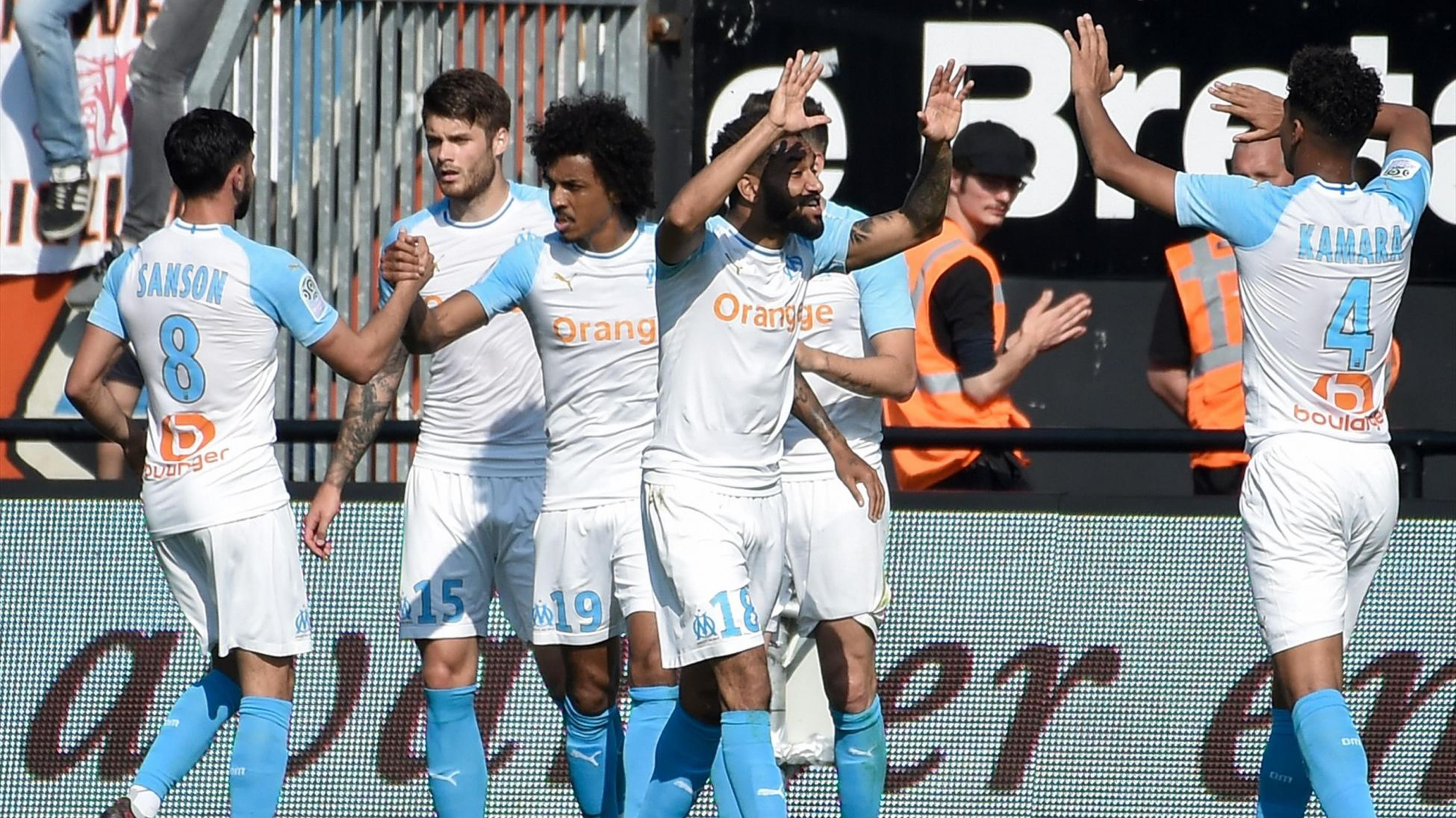C1, Ligue 1, Marseille