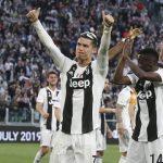 Champion, Juventus, ronaldo