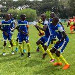 Afrique internationale, Afrique internationale vs milan ac, centre de formation de guédiawaye, foot