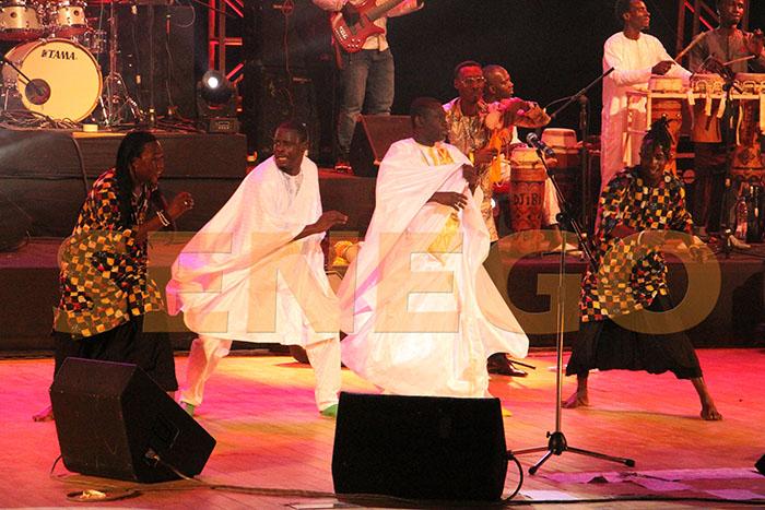 Grand Théâtre, guddi fans yi, music, Pape Diouf