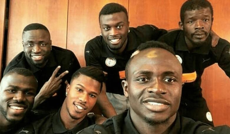 Khadim Ndiaye, Lions, soutiennent