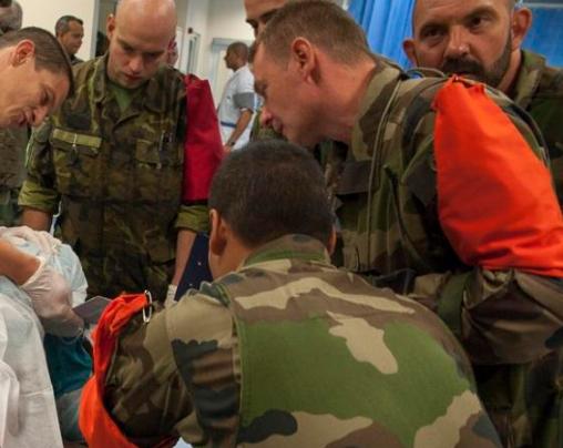 Un médecin militaire français tué par un engin explosif — Mali