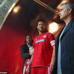 Ballack, Bayern, Mourinho