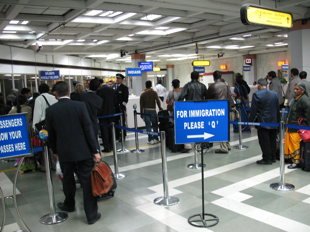 immigration chennai