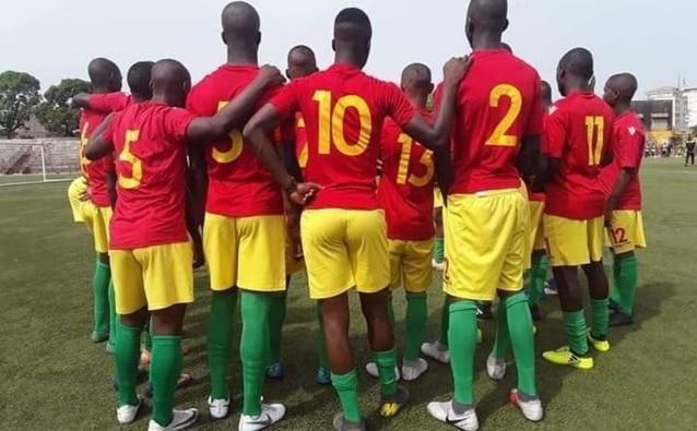 joueurs guinéens cadets