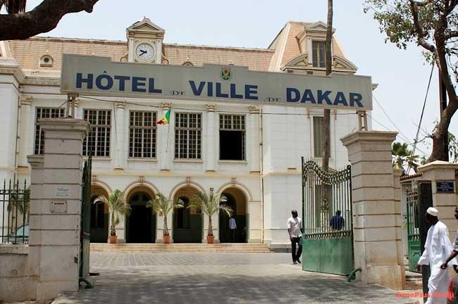 mairie dakar