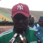 coach adjoint du Jaraaf, Ousmane SY