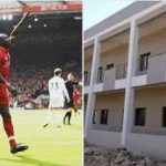 Bambali, Football, Liverpool, Sadio Mané