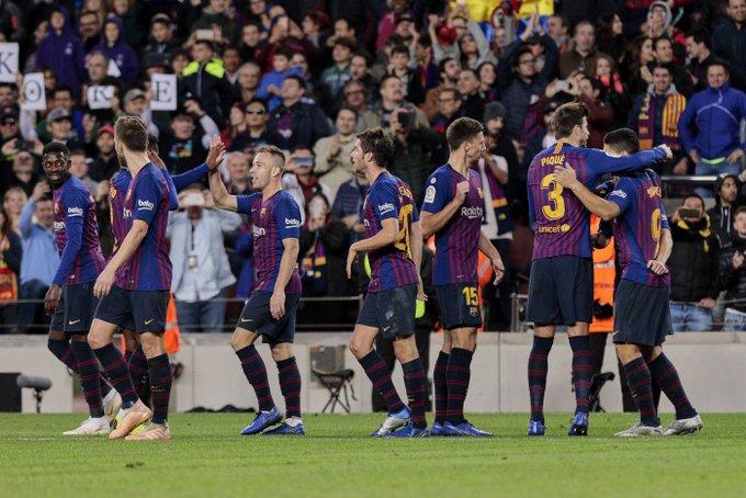 Lionel Messi et Gerard Piqué remplaçants à Villarreal — Barça